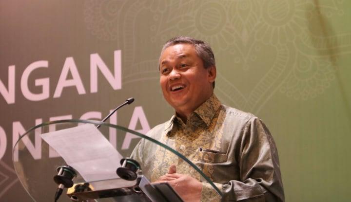 Foto Berita DPR Setuju Perry Warjiyo Jadi Gubernur BI Periode 2018-2023