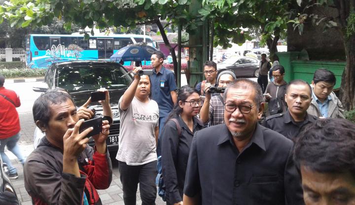 Foto Berita Demiz ke DPW PPP, Ada Apa Yah?