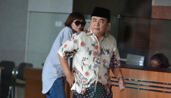Foto Berita Jadi Saksi Papa Novanto, Akom: Saya Hanya Penuhi Panggilan KPK