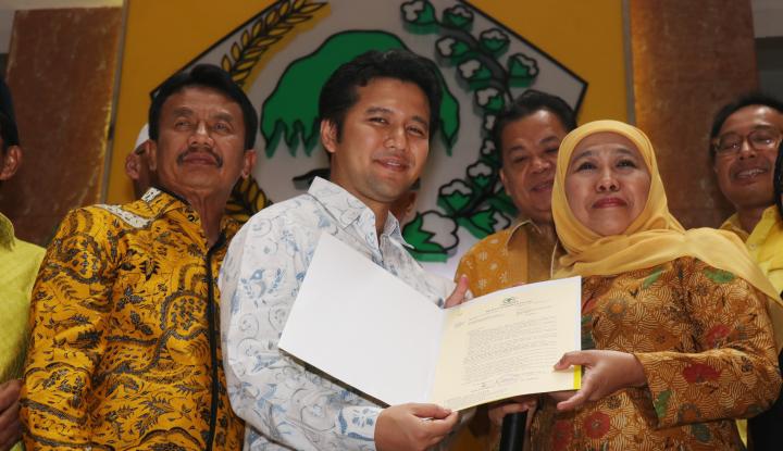 Foto Berita Jusuf Kalla 'Sentil' Pencalonan Khofifah sebagai Cagub Jatim