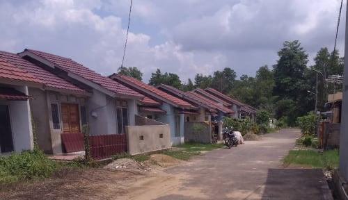 Foto Puluhan Rumah di Aceh Rusak Akibat Badai
