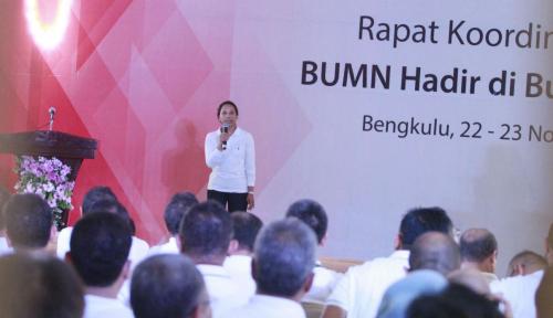 Foto Sejumlah BUMN Sinergi Salurkan CSR Rp9,2 Miliar di Bengkulu