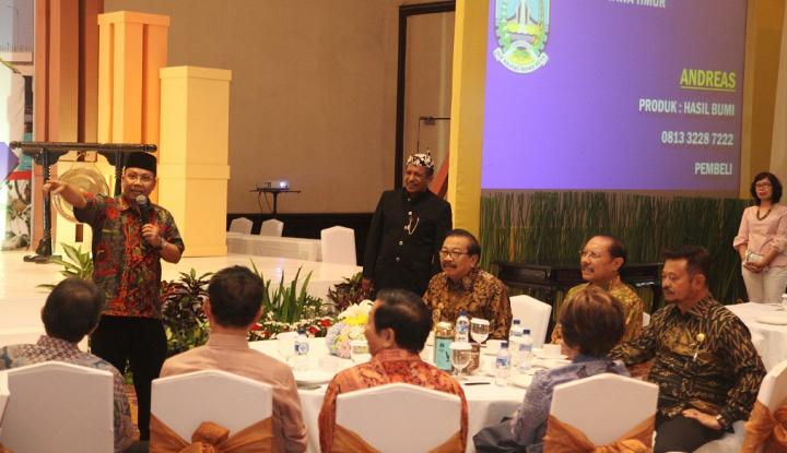 Foto Berita Perkuat Perdagangan Antar-provinsi, Jatim Buka KPD 26 Provinsi