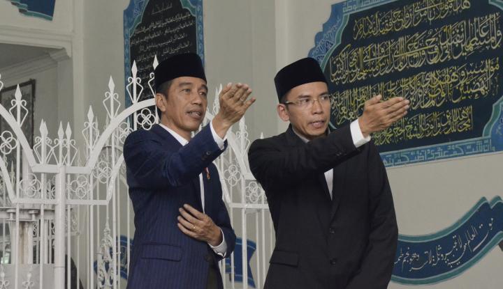 Foto Berita Presiden Jokowi Akui Belum Terima Surat 'Resign' Khofifah