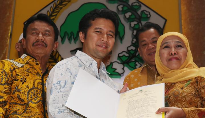 Foto Berita PPP Ikut-Ikutan Usung Khofifah-Emil Dardak