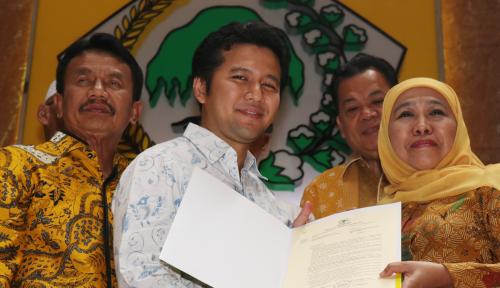Buntut Kerumunan Ultah Khofifah Dipolisikan, Emil Dardak Pilih Pasrah...