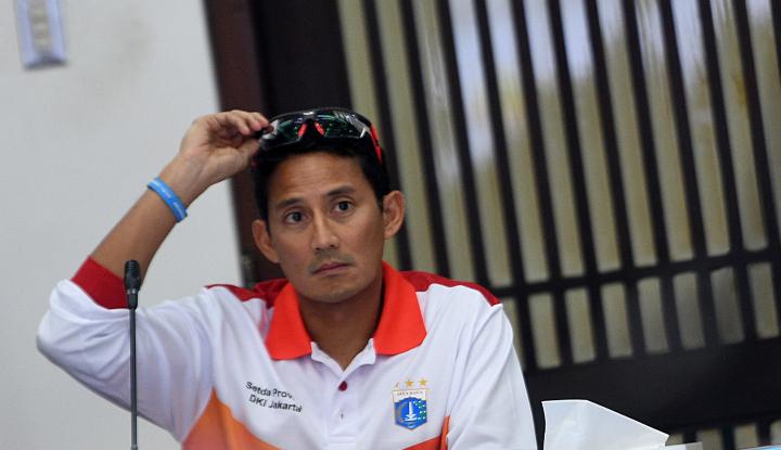 Foto Berita 'Abang' Uno: I Really Care about Betawi