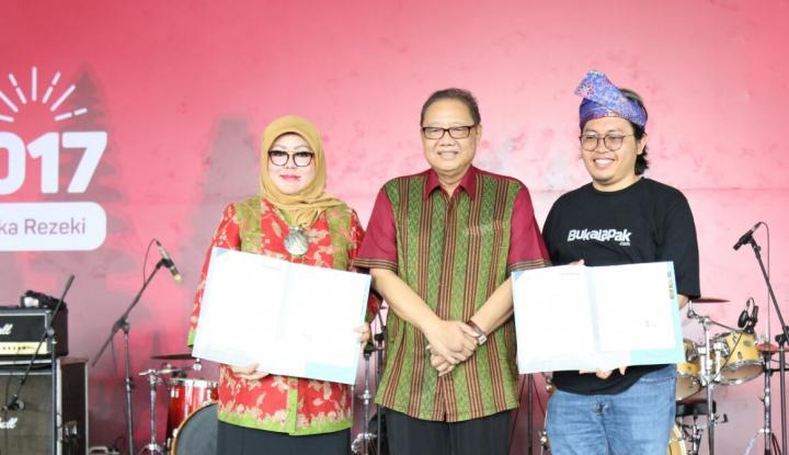 Foto Berita Smesco Indonesia Siapkan 'Lapak' untuk Best Seller Bukalapak