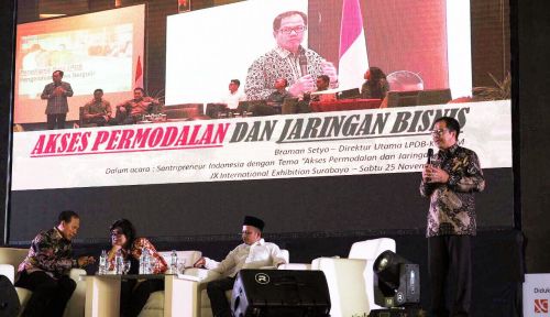 Foto LPDB Dorong Pertumbuhan Kewirausahaan Baru di Tanah Air
