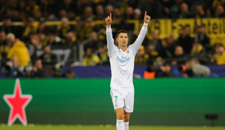 Foto Berita Soal Kepindahan Ronaldo ke Juventus, Ini Penjelasan Agennya