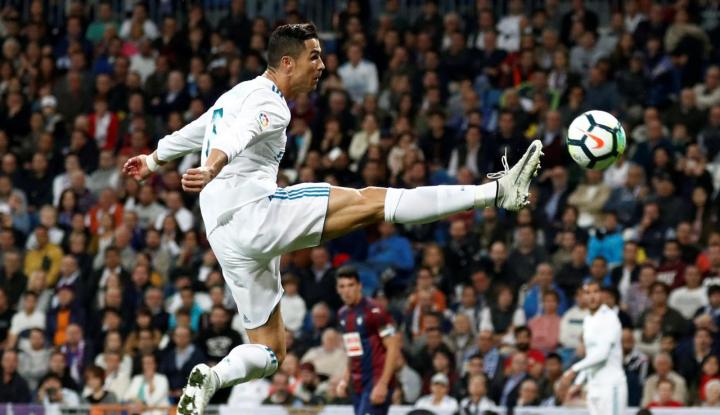 Foto Berita Gol Ronaldo Bawa Madrid Hempaskan Malaga