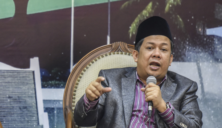 Pak Jokowi, Bang Fahri Titip Pesan Nih - Warta Ekonomi