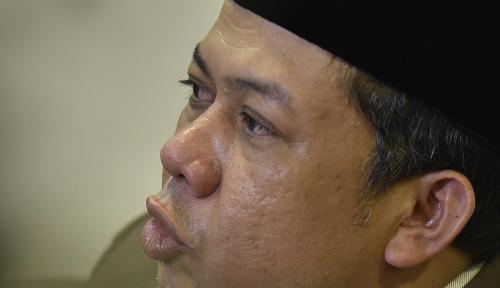Foto Fahri Hamzah: KPK Sudah Menyerah Tangani Korupsi