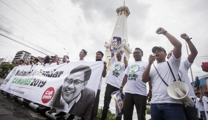 Foto Berita Tak Dilirik Jokowi, Imin Disarankan Merapat ke Prabowo