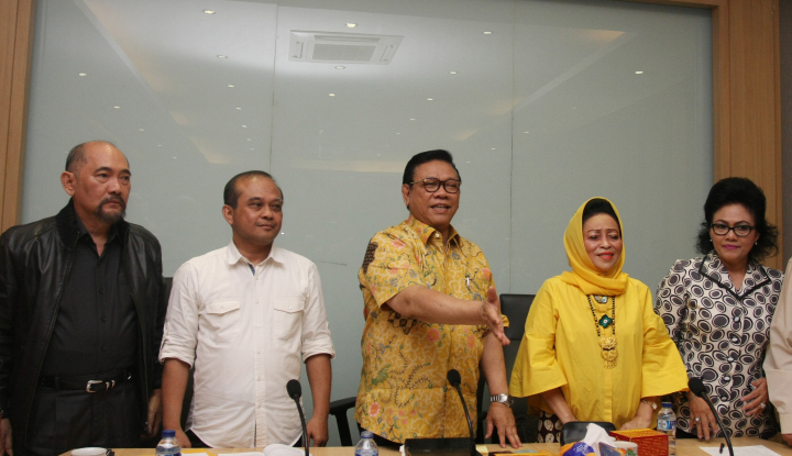 Foto Berita Agung: Munaslub Golkar Sudah Sesuai AD/ART