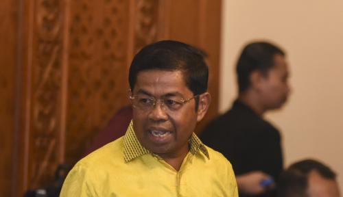 Foto Pantas Nggak Idrus Jadi Menteri? Begini Penilaian Ketua MPR