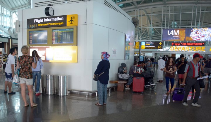 Foto Berita Hore!! Bandara Ngurah Rai Dibuka Kembali