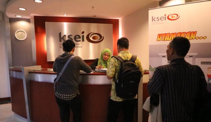 Foto Berita OJK Nilai KSEI Sokong Pengembangan Industri Pasar Modal