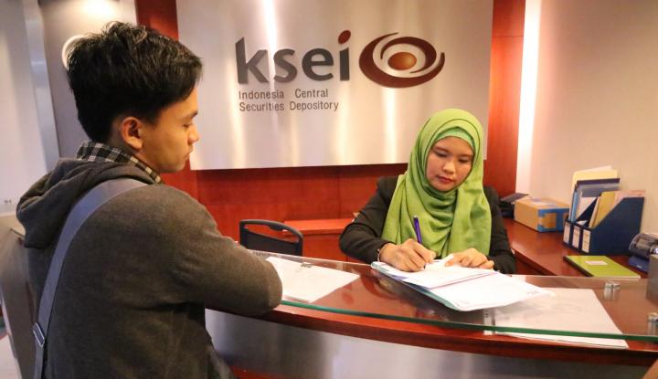 Foto Berita Targetkan Pendapatan Rp491 M, Begini Strategi KSEI