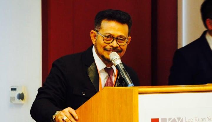 Foto Berita Raih Penghargaan Tertinggi IPDN, Gubernur Sulsel Bilang Begini..