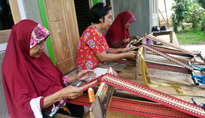 Ekspor Produk Tenun dan Batik Ditargetkan Naik 10% - Warta Ekonomi
