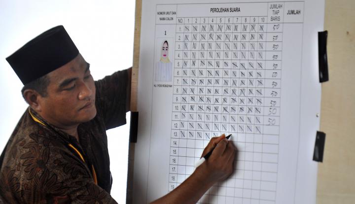 Foto Berita Pakar Dorong Pemilu 2019 Gunakan e-Voting, Warga Net?