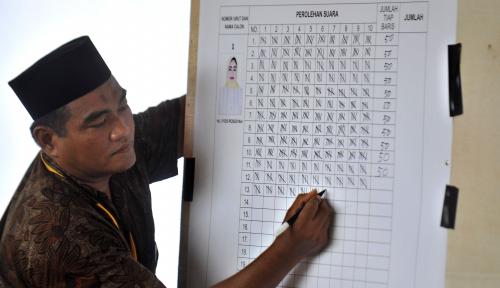 Foto Nasdem: Dana Saksi Tanggung Jawab Parpol Bukan Pemerintah