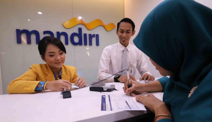 Foto Berita Kuartal I-2018, Bank Mandiri Regional Sumatera I Bukukan Penyaluran Kredit Rp62,6 T
