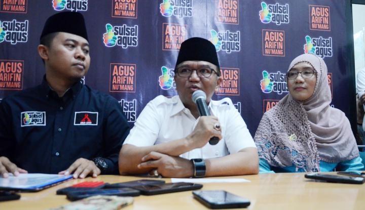 Foto Berita Survei Exit Poll LKPI: AAN-TBL Menangi Pilgub Sulsel
