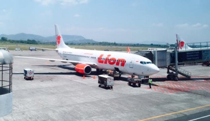 Foto Berita Lion Air Buka Penerbangan Kupang-Lombok