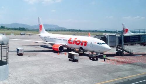 Foto Lion Air Buka Penerbangan Kupang-Lombok