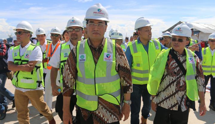 menhub: daya saing infrastruktur transportasi indonesia alami peningkatan