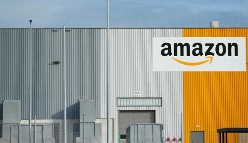 Foto Takut Corona, 30% Karyawan Amazon di Italia Ogah Masuk Kerja