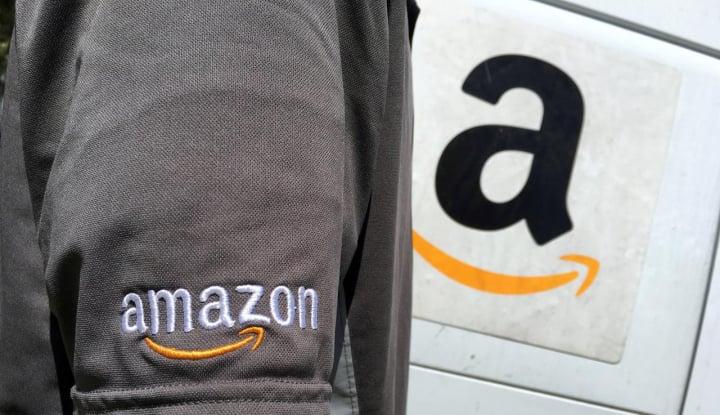 Amazon Latih Robot Delivery Berbasis 3D - Warta Ekonomi