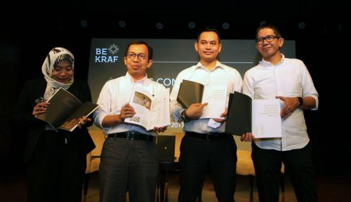 Foto Bekraf Optimis Ekonomi Kreatif Jadi Ujung Tombak Ekonomi Terbaru Indonesia