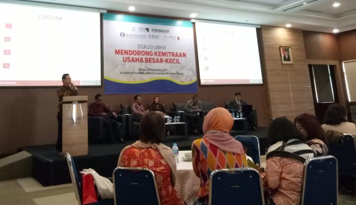 Foto Berita Penyaluran Kredit Bank Indonesia ke UMKM Capai Rp904 Triliun