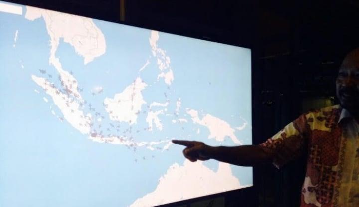 Foto Berita Restrukturisasi Ruang Udara Indonesia Timur Bakal 'Buka' Papua