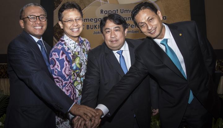 Foto Berita Induk BUMN Tambang Ajukan 40% Saham Hak Partisipasi ke Freeport