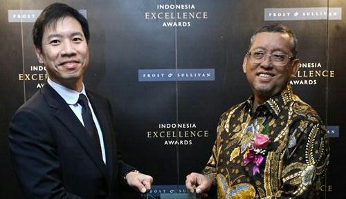 Foto Lintasarta Menangkan Penghargaan Indonesia Excellence Award 2017