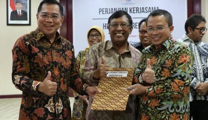 Foto Berita Sinergi Antar BUMN, Askrindo Jamin Asuransi Proyek-proyek Pelindo I