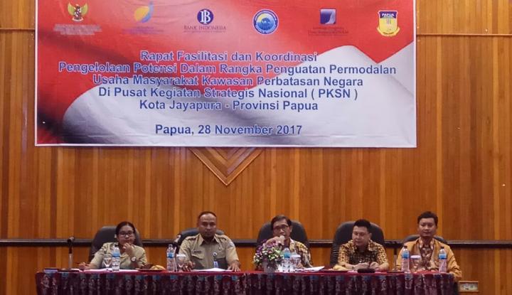 Foto Berita UMKM di PKSN Kota Jayapura Dapat Dukungan Permodalan