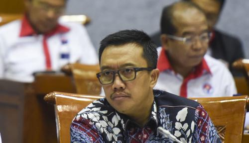 Foto Soal Hukuman dari PSSI, Menpora: Tinggal Lihat Nanti...