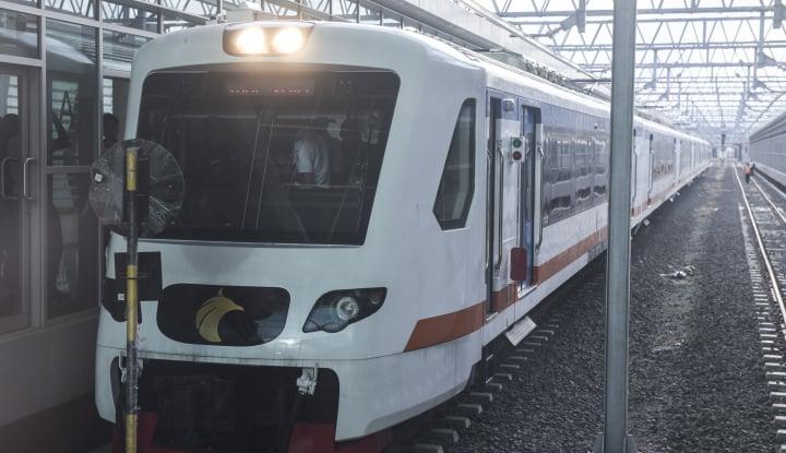 Gandeng Stadler, Airlangga Optimis Indonesia Jadi Pemain Global Industri Kereta - Warta Ekonomi
