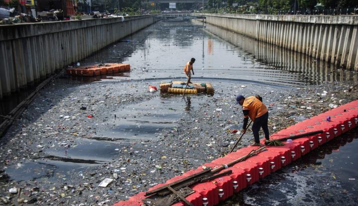 Foto Berita Setelah China, Indonesia Penyumbang Sampah Terbanyak