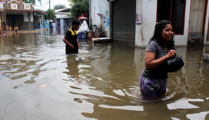 Foto Berita Banjir Rendam Ratusan Rumah di Serdang Bedagai