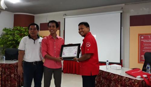 Foto Telkom Kalimantan Gelar Pelatihan Digital Pelaku UMKM