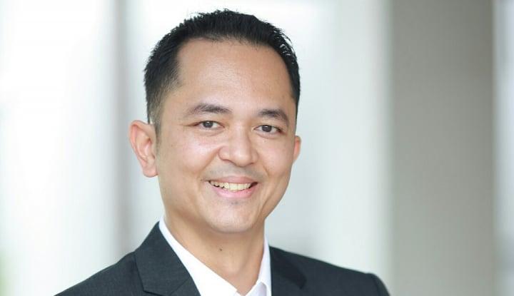 Foto Berita Haris Izmee Resmi Duduki Posisi Presiden Direktur Microsoft Indonesia