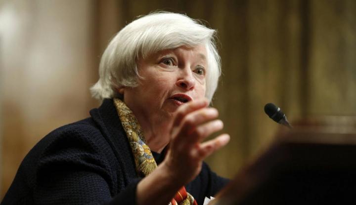 Mantan Bos The Fed: Itu Bukan Sinyal Resesi - Warta Ekonomi