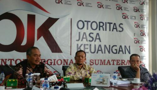 Foto OJK: Masih Banyak PR untuk Tingkatkan Literasi Keuangan di Sumut