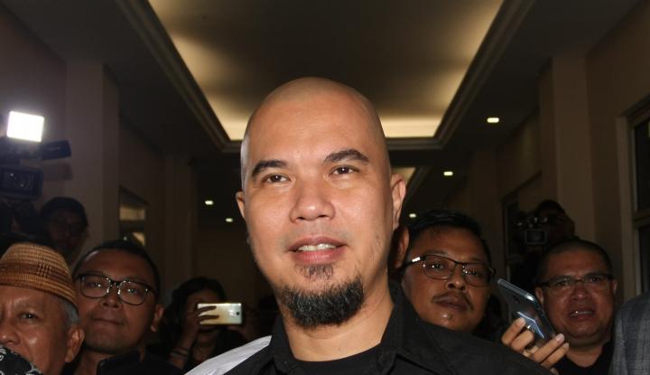 Foto Berita Dhani Dipolisikan, Tim Prabowo Siap Beri Bantuan Hukum